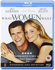 What Women Want [Blu-ray] [DVD][Region 2]