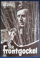 Filmprogramm IFB 2974  Der Frontgockel    Peter Pasetti , Nadja Regin