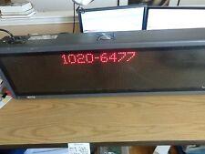 EMC Aspect Telecaster AVFM120 FM160032P03TRI 9000-0323 LED Electronic Sign 120V