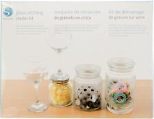 Silhouette Glass Etching Starter Kit -KITGLASS