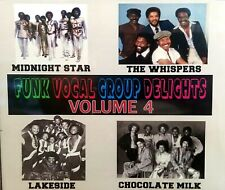 Midnight Star The Whispers Lakeside and Chocolate Milk Greatest 4 CD Hits The...