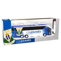 Autobús Club Deportivo Leganés (Producto Oficial) - Escala 1:50 - Retro Fricción