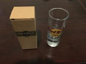 Hard Rock Cafe Mall of America Shot Glass Cup