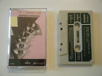 THE BOOMTOWN RATS MONDO BONGO CASSETTE TAPE 1981 GREEN PAPER LABEL MERCURY UK