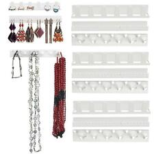 Fine Necklace Earring Organizer Wall Hanging Display Stand Rack Holder