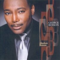 George Benson Absolute Benson (2000) [CD]