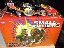 1998 NHRA CRUZ PEDREGON / SMALL SOLDIERS TOP FUEL PONTIAC FUNNY CAR DIECAST NEW