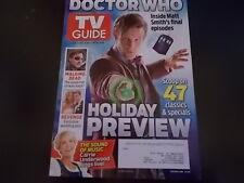 Doctor Who, Matt Smith- TV Guide Magazine 2013