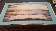 Nuance Artworks Panel 23x42 Galaxy of Graphics QT Surf Beach Sky