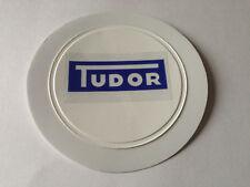 TUDOR Logo Tax Disc Holder Mini Ford Cortina Vauxhall Viva Hillman Hunter etc