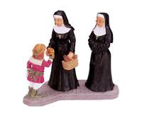 Lemax 2002 Flowers For Sister Village Collection #22583 Des Fleurs Pour Ma Soeur