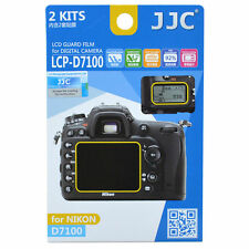Kratzfeste Displayschutzfolie für Nikon Kamera