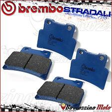4 FRONT BRAKE PADS BREMBO CARBON CERAMIC APRILIA SL SHIVER GT-ABS 750 2009