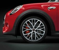 Mini JCW Summer Tire Set John Cooper Works Cross Spoke 506 Jet Black 36112349696