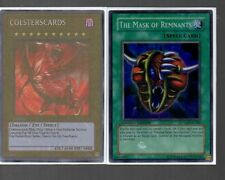 Yugioh Card - Super Rare Holo - The Mask Of Remnants TAEV-ENSE2 Limited Edition