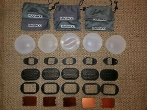 MagMod Flash Kits MagGrip MagGrid MagSphere Creative Gels Speedlight Canon Nikon