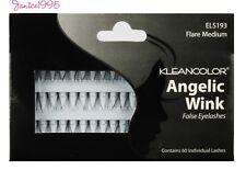 KLEANCOLOR Angelic Wink False Eyelashes 60 Individual lashes MEDIUM FLARE #193