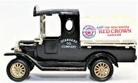 Lledo Chevron Standard Oil Model T Diecast Truck 1:64 Scale Red Crown Gasoline
