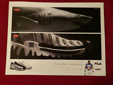 Sammy Sosa Strength Training sneakers 2000 Ad/Poster Art Ad