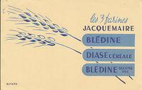 Buvard Vintage  Farines Jacquemaire   No 2