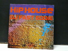 DJ FAST EDDIE Hip house 5015712260579