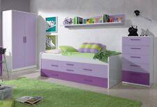 Children's for Girls Solid Bedroom Furniture Sets