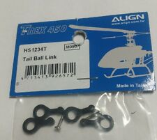 align trex hs1234t tail ball link 450  helicopter brand new fast shipping M