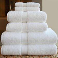 BRAND NEW 3 PIECES 100% COTTON WHITE EXTRA LARGE BATH TOWEL 75 * 154cm