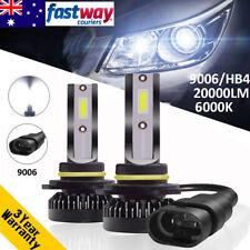 110W 20000LM Car CREE LED Headlight Bulb 9006 HB4 Lamp Kit DRL Globe White 6000K