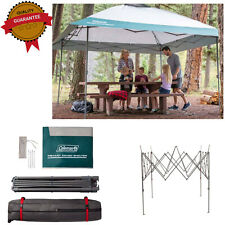 Instant Eaved Shelter 13x13Ft Instant Set Up UV/Guard 50+ UPF Protection Shade