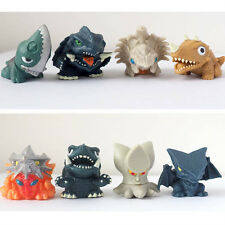 Bandai Godzilla Small Capsule Toys SD Gamera sofubi Full set Barugon Guiron Irys