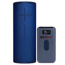 Ultimate Ears MEGABOOM 3 便携式防水蓝牙扬声器蓝色 + 充电宝