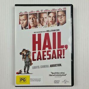 Hail, Caesar! DVD - Josh Brolin, George Clooney - R 2,4,5 - TRACKED POST