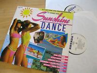 2 LP Sunshine Dance  Scotch Kano Righeira Ofra Haza Vinyl Arcade 04 7510 22