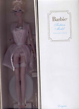 BARBIE FASHION MODEL SILKSTONE COLLECTION 2001 LIMITED EDITION BLONDE HAIR MIB
