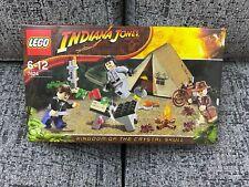 LEGO Indiana Jones 7624 Jungle Duel