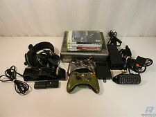 Xbox 360 Modern Warfare 3 Console Bundle - 4 Games, 2 Controllers, Cables