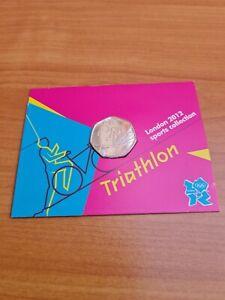 Olympic 50p Triathlon