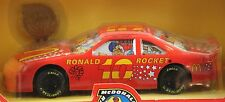 Coin Bank Die Cast Ronald McDonalds Racing Team Key 1994 Edition