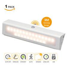 Rechargeable LED Night Light for Kids Motion Sensor Cabinet Light Cupboard Light