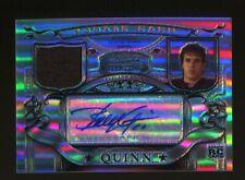 2007 Bowman Sterling Refractor Brady Quinn Autograph Jersey /25 Browns