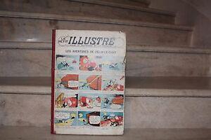 album le petit illustré (nouvelle série du n°1 du 19/04 1936 au 37 du 27/12/36)