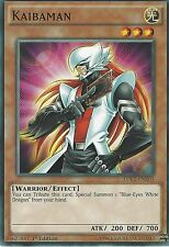 3 X YU-GI-OH CARD: KAIBAMAN - LDK2-ENK03 1ST EDITION