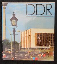 """6174 EAST GERMAN/DDR/GDR Cold War PROPAGANDA """" Large book THE DDR """" cir 1983"""