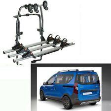 DACIA DOKKER anno a partire dal 2012 PORTABICI portellone per 2 biciclette supporto post