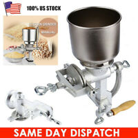 Grinder Corn Coffee Food Wheat Manual Hand Grains Iron Nut Mill Crank Cast