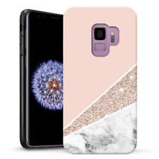 Marble Shape Stone Dual Layer heavy duty Case Cover For Samsung Galaxy S9