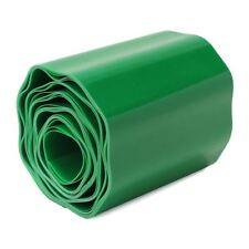 GARDEN GRASS FENCE PATH EDGING GREEN PLASTIC FLEXIBLE GRAVEL BORDER NEW