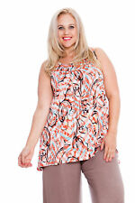 Paisley Tunic, Kaftan Plus Size for Women