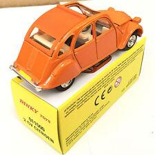 High Quatily New Atlas 1:43 Dinky Toys 011500 2 Cv Citroen Diecast Car Model Toy